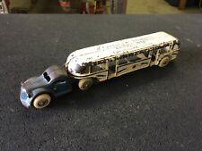 A Century of Progress Chicago 1934 GMC Greyhound Lines Bus Toy JS 322L