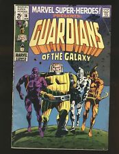 Marvel Super-Heroes # 18 - 1st Guardians of the Galaxy VG+ Cond.