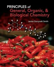Student Study Guide/Solutions Manual for Principles of General, Organic &