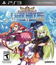 Arcana Heart 3: Love Max Sony PlayStation 3 PS3 Game NEW
