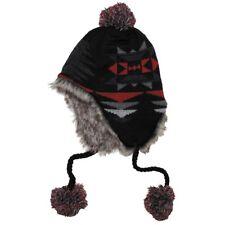 FOX Outdoor Cappello uomo donna con finta pelliccia Perù Inca 10044A