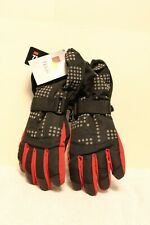 Kids 3M Thinsulate Swiss Tech Winter Ski Gloves Waterproof Snowboard Mittens S/M