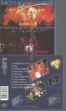 CD--MOTHER'S FINEST--MOTHER'S FINEST LIVE | IMPORT