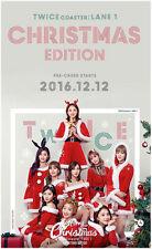 TWICE 3RD MINI ALBUM TWICECOASTER : LANE 1 [ CHRISTMAS EDITION ] KPOP