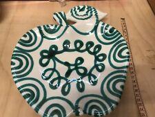 Gmundner Keramik Grün Obstschale