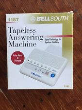 Vintage 1997 BellSouth Tapeless Answering Machine 1197 NOS