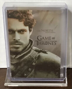 GAME OF THRONES GOT SEASON TWO ROB STARK THE NORTH REMEMBERS #PL6 GALLERY HBO