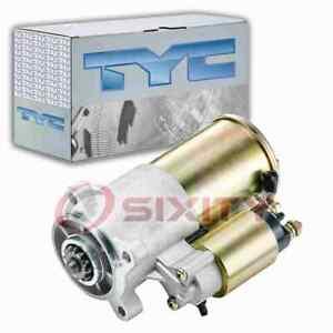 TYC Starter Motor for 1999-2013 Ford F-250 Super Duty 5.4L 6.2L 6.8L V10 V8 yt