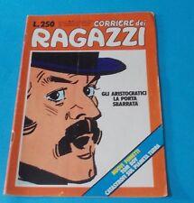 CORRIERE DEI RAGAZZI nr. 25 del 1975
