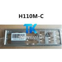 IO I/O SHIELD back plate BLENDE BRACKET for ASUS  H110M-C