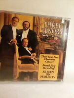 The Three Tenors Christmas by The Three Tenors (CD, Oct-2000, Sony Classical)