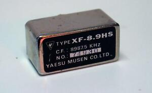 Yaesu xf-8.9HS Crystal Filter