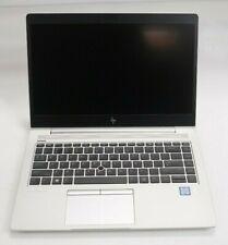 """HP EliteBook 840 G5 14"""" Intel i7-7600U 6FX76US#ABA Parts Repair No RAM SSD"""