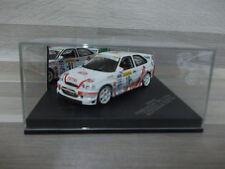 "Skid 1/43 - Ford Escort WRC ""Total"" Rallye De Monte-Carlo 1999 #19 F.Delecour/D."