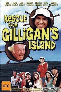 Rescue From Gilligan's Island DVD A trip down memory lane new Australian Release