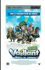 Film UMD Vaillant - Psp PlayStation Sony