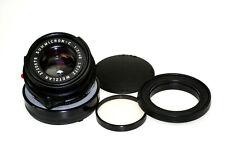 Leica M  Summicron  C 2,0/40 guter Zustand # 2270679