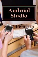 Android Studio : App Development on Android 6 by Max Lemann (2016, Paperback)