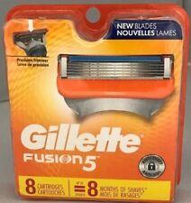Gillette Fusion 5 Power Razor Replacement Cartridges 8-pk.