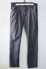 Pantalon homme gris coupe droite H&M 33US
