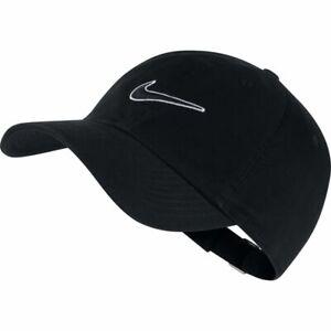 NIKE Basecap unisex Sportswear Heritage86 Cap schwarz
