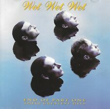 WET WET WET - End of part one - Their greatest hits - 19 Tracks