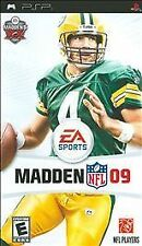 Madden NFL 09 (Sony PSP, 2008)  Disk Only   Fast Shipping !!!