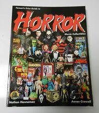 2003 TOMARTS HORROR Guide SC 160 pgs 1st Ed. VF+ Frankenstein DRACULA Monsters