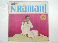 N RAMANI CARNATIC FLUTE 1968 RARE LP RECORD CLASSICAL INSTRUMENTAL INDIA VG+