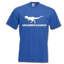 Grandpasaurus t-rex dinosaur grandad grandpa funny mens t-shirt fathers day gift