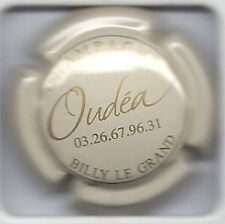 Capsule de champagne Oudea Robert N°12