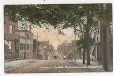 Canada, Charlotte Street, St. John N.B. Postcard, A800