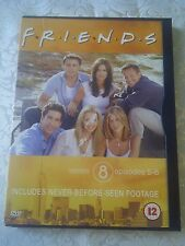 Friends Series Season 8 Episodes 5-8 Jennifer Aniston PAL Region 2 DVD L@@K