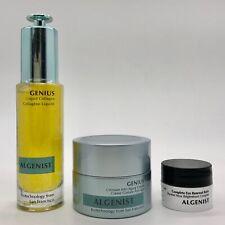 Algenist Secrets of Algae Kit - 3 Piece Skincare Set  #7455 NEW DAMAGED BOX