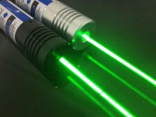 532nm 60mW 5V Green Laser Module Dot effect with power adapter