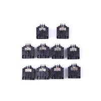 Neue 10 Stück 3-polige 3,5-mm-Stereo-Klinkenbuchse für Leiterplattenmontage *M4W