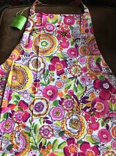 VERA BRADLEY Adult Apron CLEMENTINE Full Size, Retired, New with Tags!