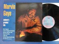 MARVIN GAYE  MOTOWN'S GREATEST HITS Motown 92 LP EX+/EX+