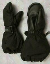 Kid's Burton Bogor Black Mini Heater Mitten Size 6T (8-9 years)