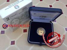 2 Euro CC BE italie 2016 Belle Epreuve - Marius Plautus