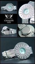 Meridiana Extrawagant &luxus Cavadini per il Power Donna Madreperla Quadrante