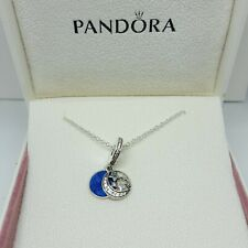 Pandora Silver Love You to The Moon And Back Necklace - 45cm