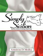 Italian -  Sicilian Cookbook