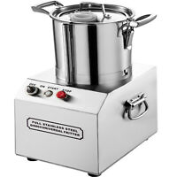 Food Processor Chopper Grinder 10L Stainless Steel Commercial Grade High Output
