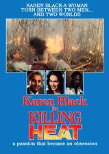 Killing Heat (1981) DVD (aka The Grass Is Singing) Karen Black John Thaw