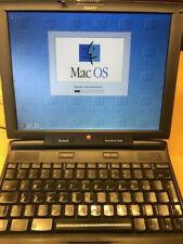 Apple powerbook 3400c, gut erhalten, funktioniert!