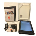 Barnes & Noble Nook HD+ (Plus) 9in Wi-Fi 32GB BNTV600 Tablet Charger & Case