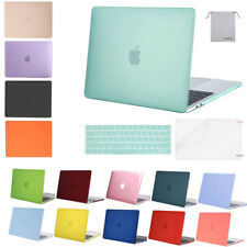 For 2020 Macbook Pro 16 A2141 Touch Bar Pro Air 13 15 Snap on Hard Case Cover