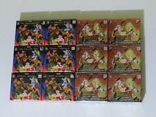12x Dragon Ball Z Booster Box Vengeance / Movie Collection DBZ Panini 288 Packs