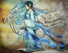 Diamond Dotz Dragon Princess - 85 x 67cm
